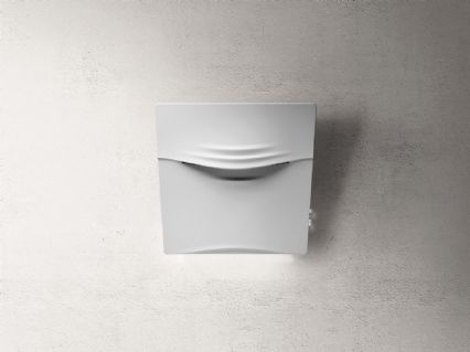 Elica Concetto Spaziale Wall Mount Extractor White